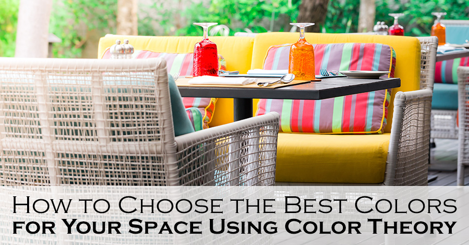 How to Choose the Best Colors for Your Space Using Color Theory